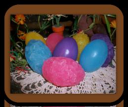 Easter Egg Wax Tarts