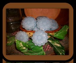 Floral Wax Tarts