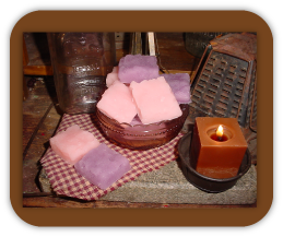 Grubby Square Wax Tarts
