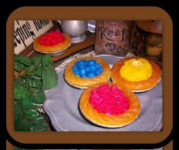 Fruity Pie Tarts