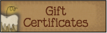 Candles From The Keeping RoomTM Gift Certificates