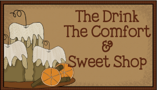 The Drink The Comfort and Sweet Shop